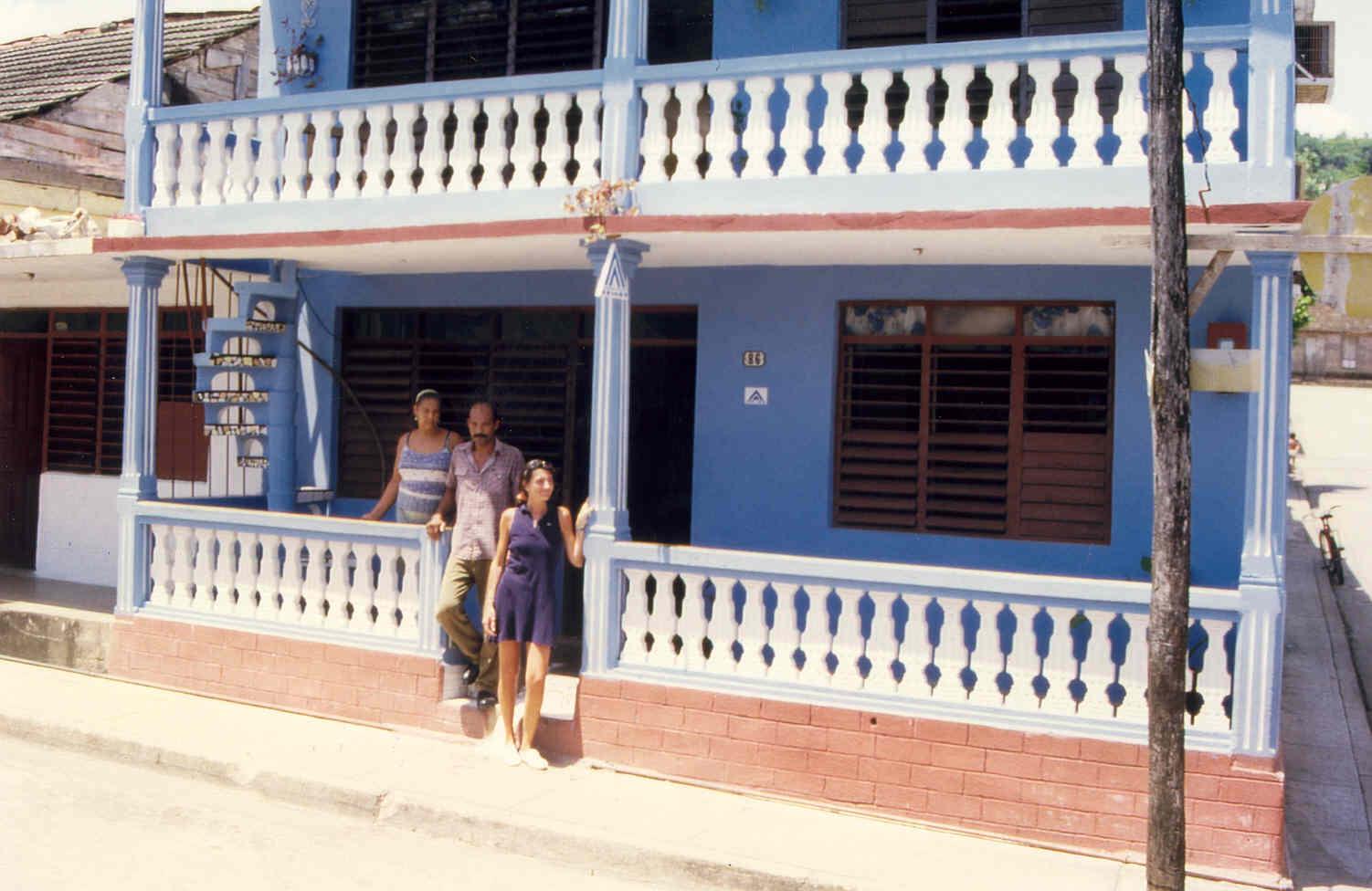 Alojamiento En Baracoa Casa Particular